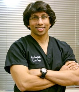 Eye lift surgeon Dr. Amiya Prasad