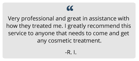patient review - Prasad Cosmetic Surgery - Garden City
